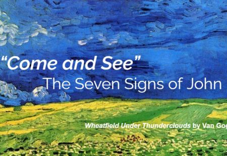 Come and See: The Seven Signs of John – week 7