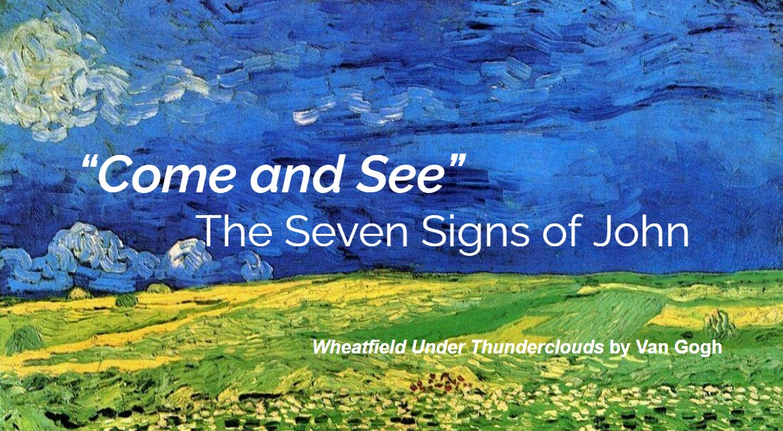Come and See: The Seven Signs of John – week 6